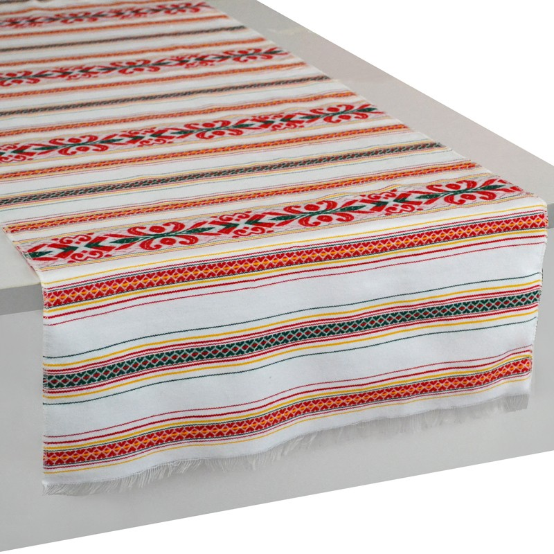 Summer_Stripes_Table_runner_White_Multi-Krinos