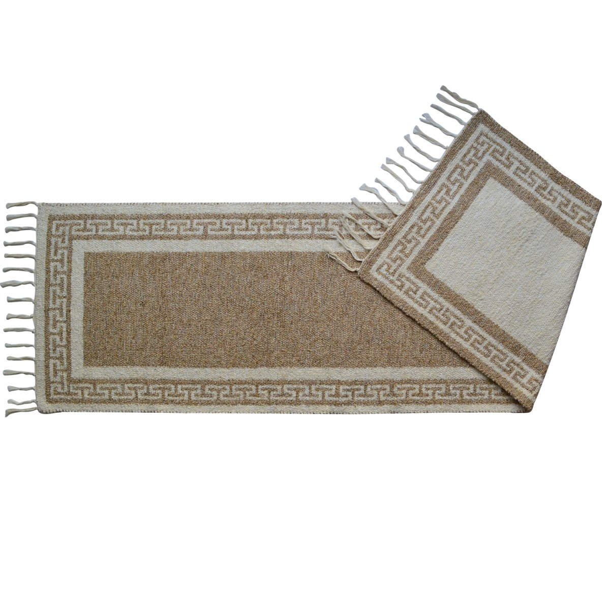 Greek_Key_Two-sided_Runner_Rug-Beige-1
