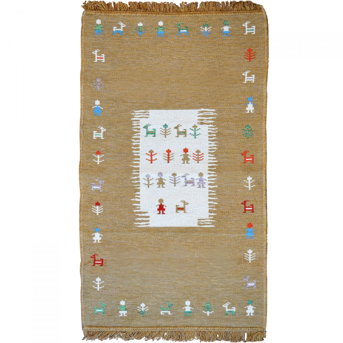 Cri Cri Ethnic Children Rug Ohre 1