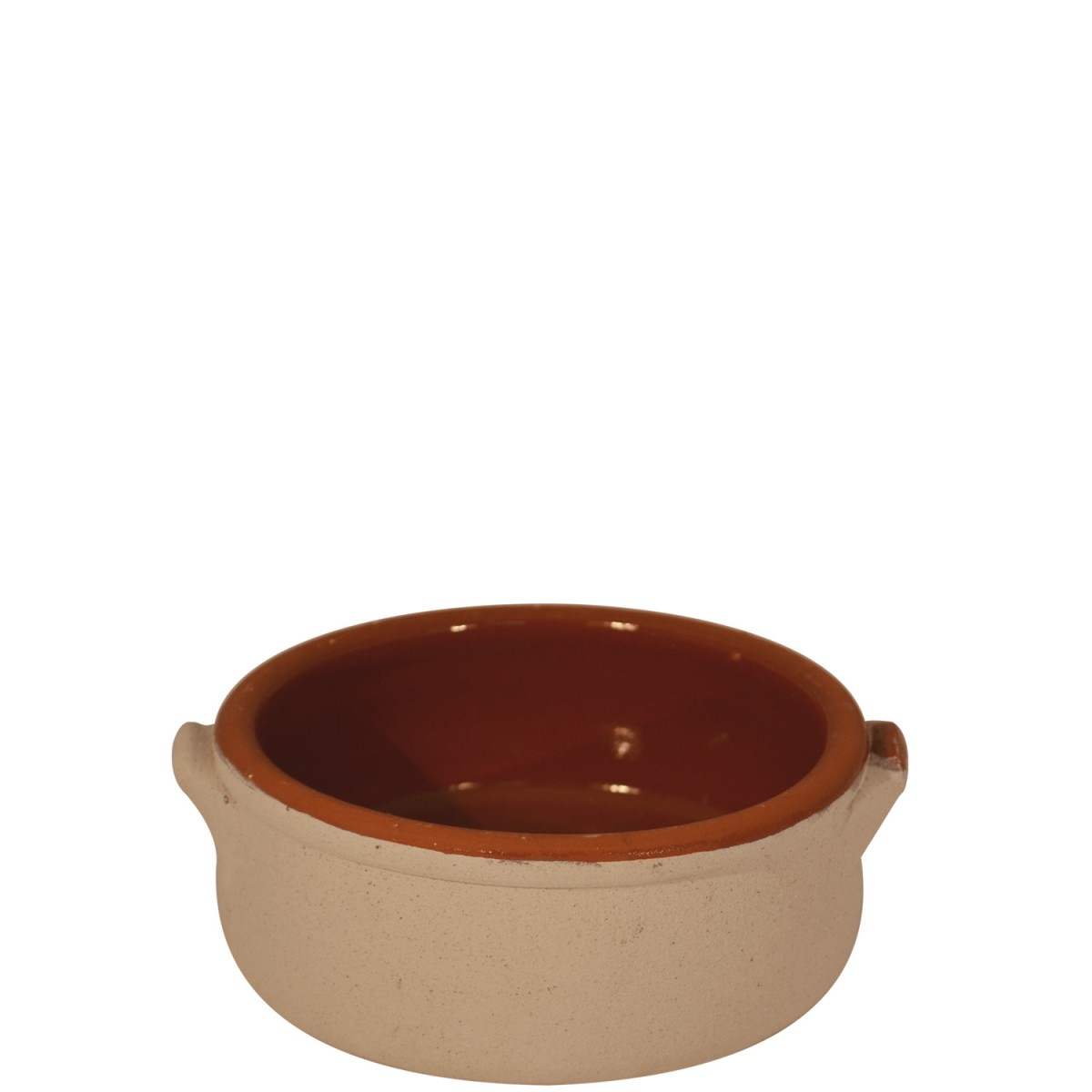 Sand Coated Atomic Claypot, Oven Use