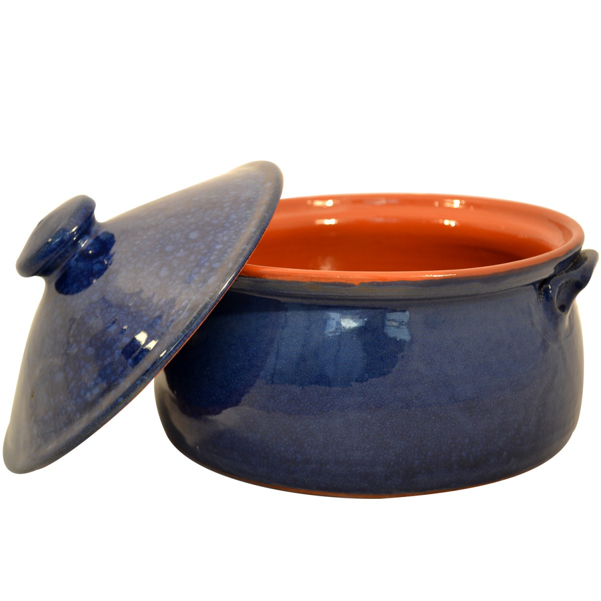 Handmade_Oven-use_Claypot_Blue-1