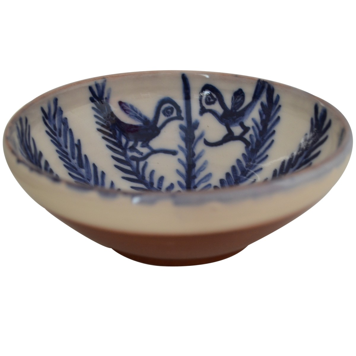 Handmade pottery bowls for sale-Bird's nest-5