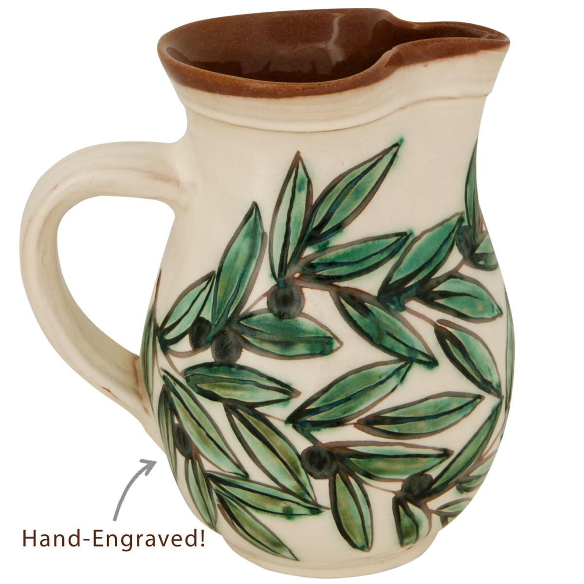 Pottery_Jugs_Hand_Engraved_Olives-1