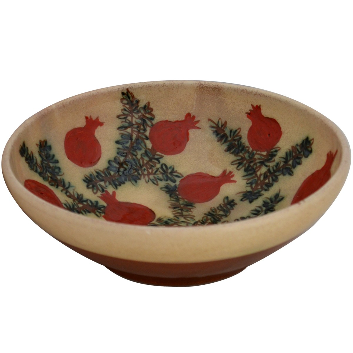 Centerpiece Bowls for decoration | Pomegranate-1
