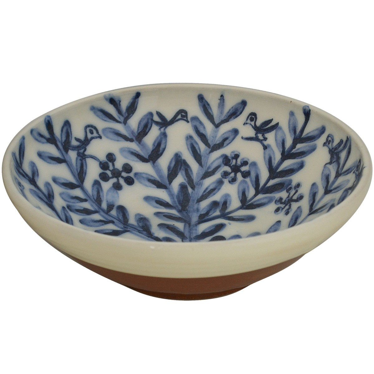 Decorative Bowls for Centerpieces -Tree with birds-1