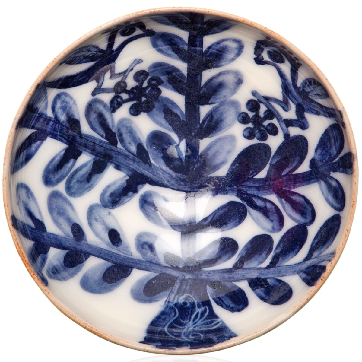 Blue and White Bowls -A