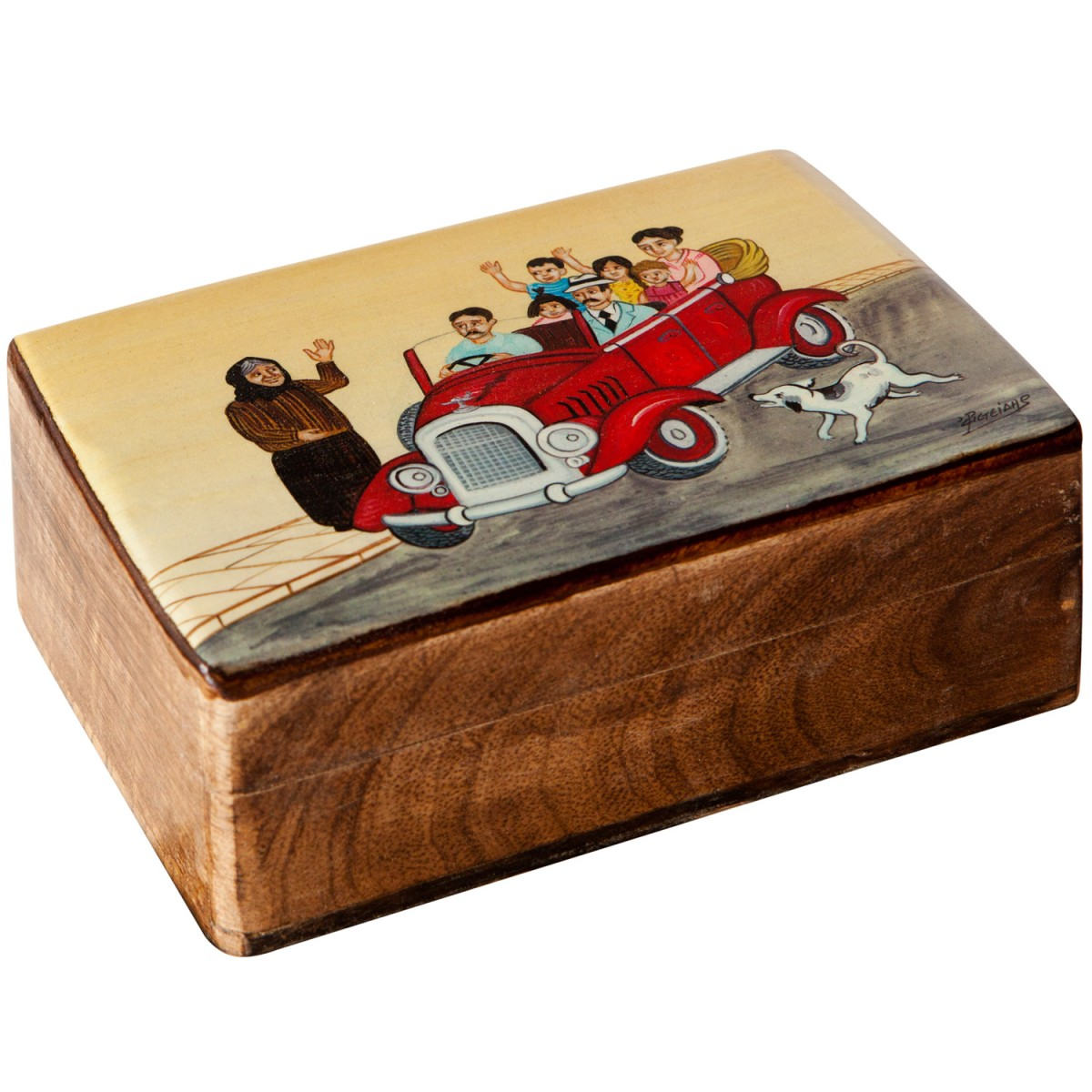 Decorative_Wooden_Box-Family_Excursion-Greek_Alphabet_Book