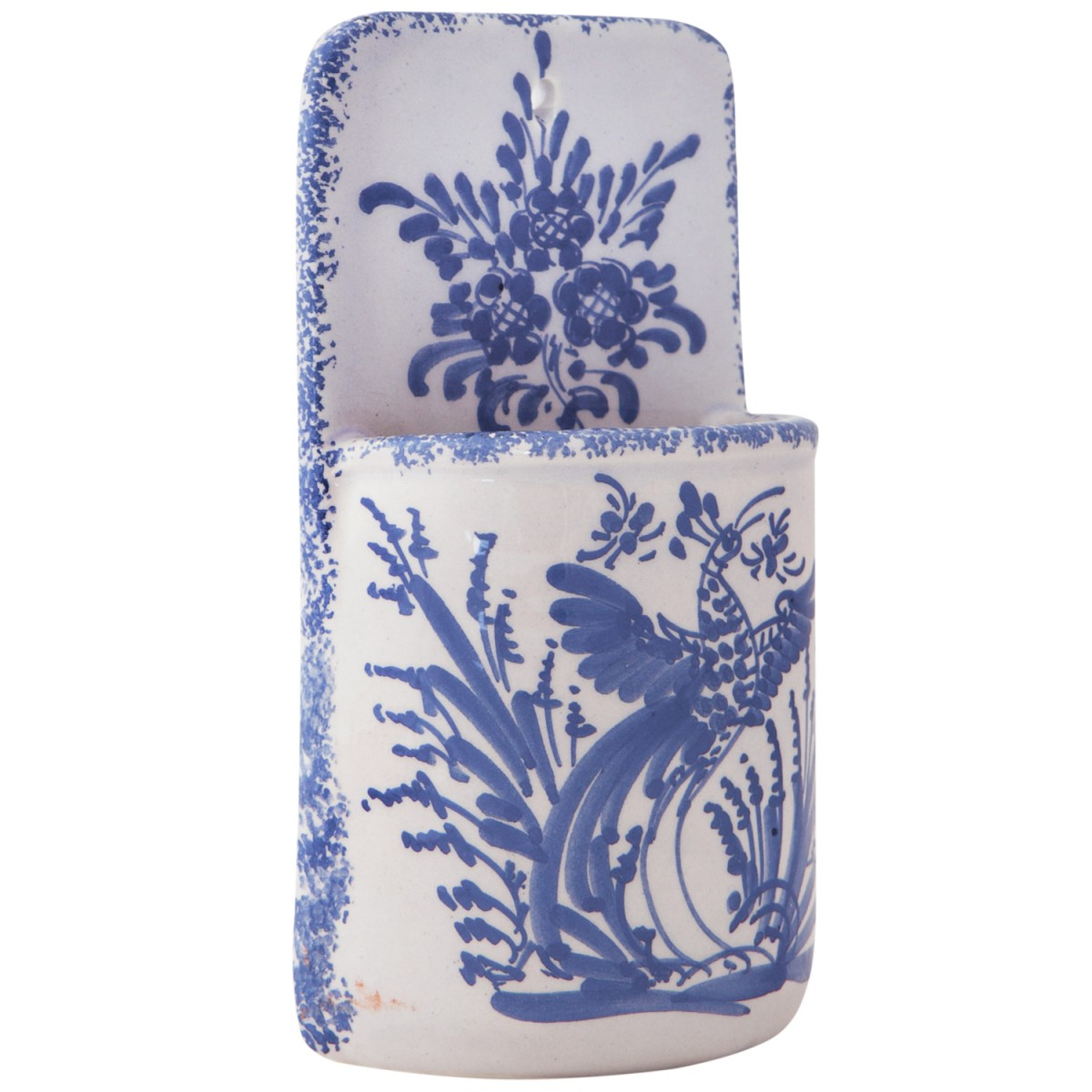 Hand_Painted_Blue_and_White_Hanging_Spoon_Rest-Peacock-Skyriana_Ceramics-1