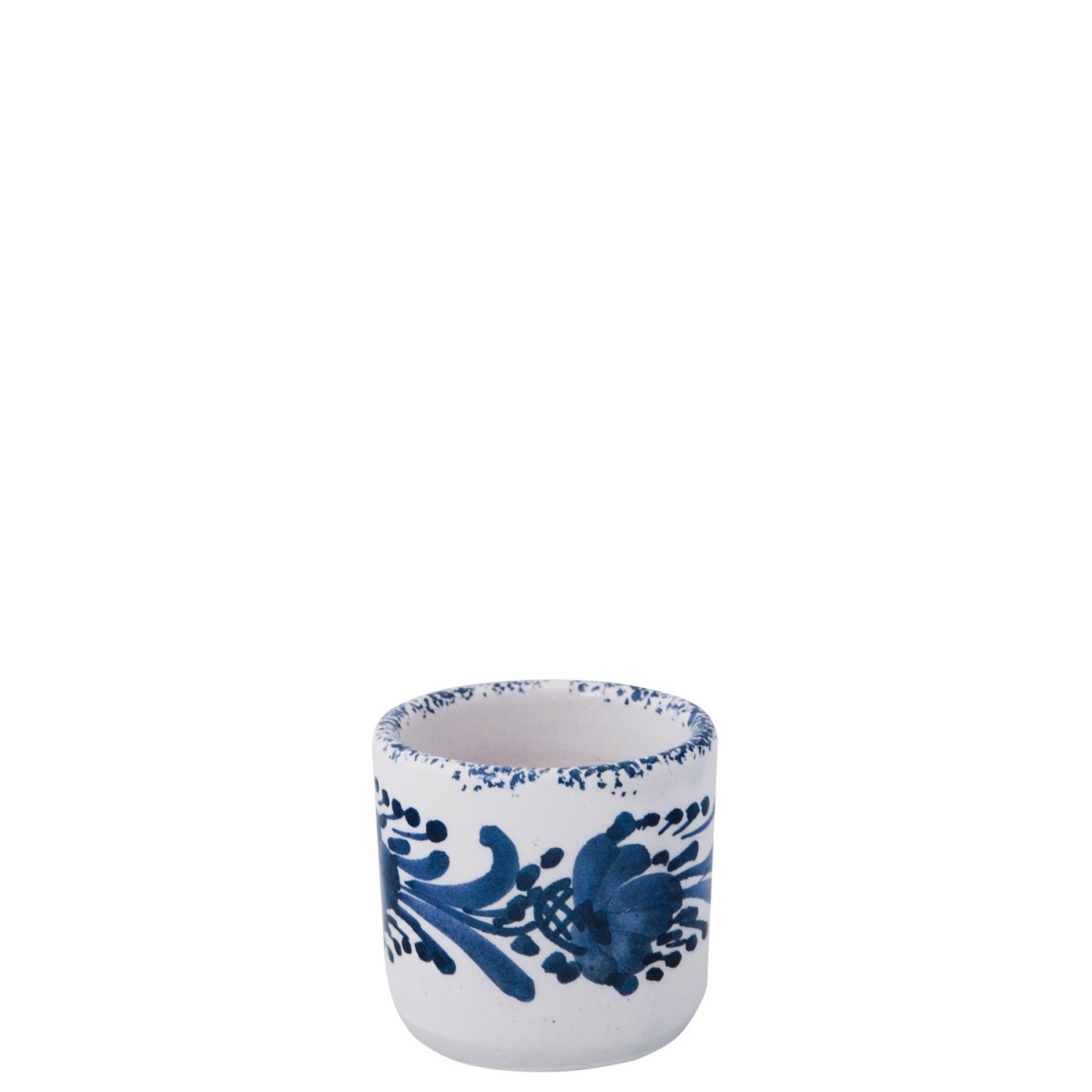 Skyriana_Hand_Painted_Ceramic_Snaps_Glasses_Blue_and_White-1