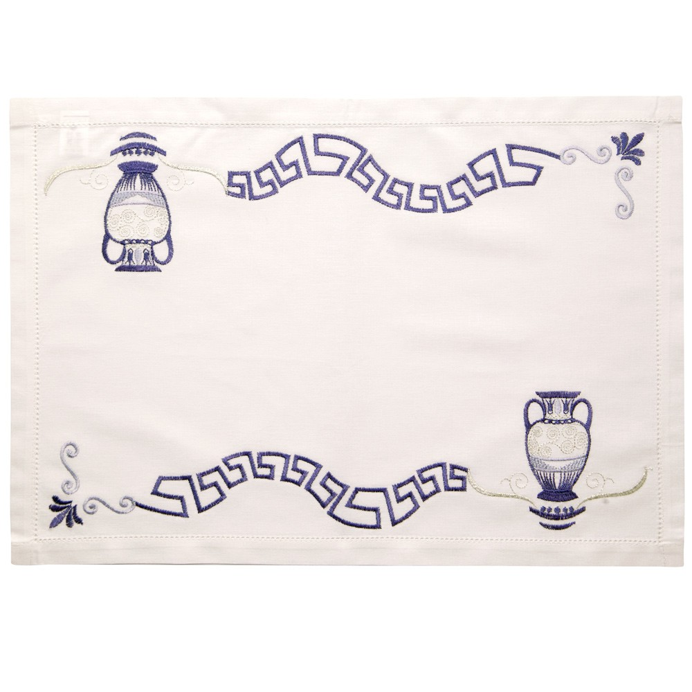 Mini-Table-Runner-Blue-and-White