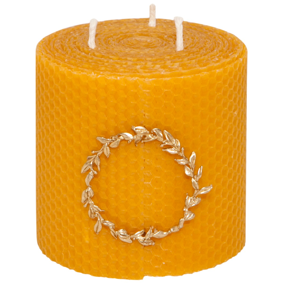 Pure Beeswax Candles -A