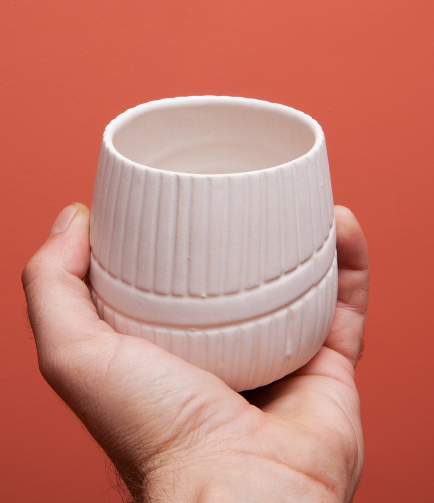 Pottery Cups No Handle-1