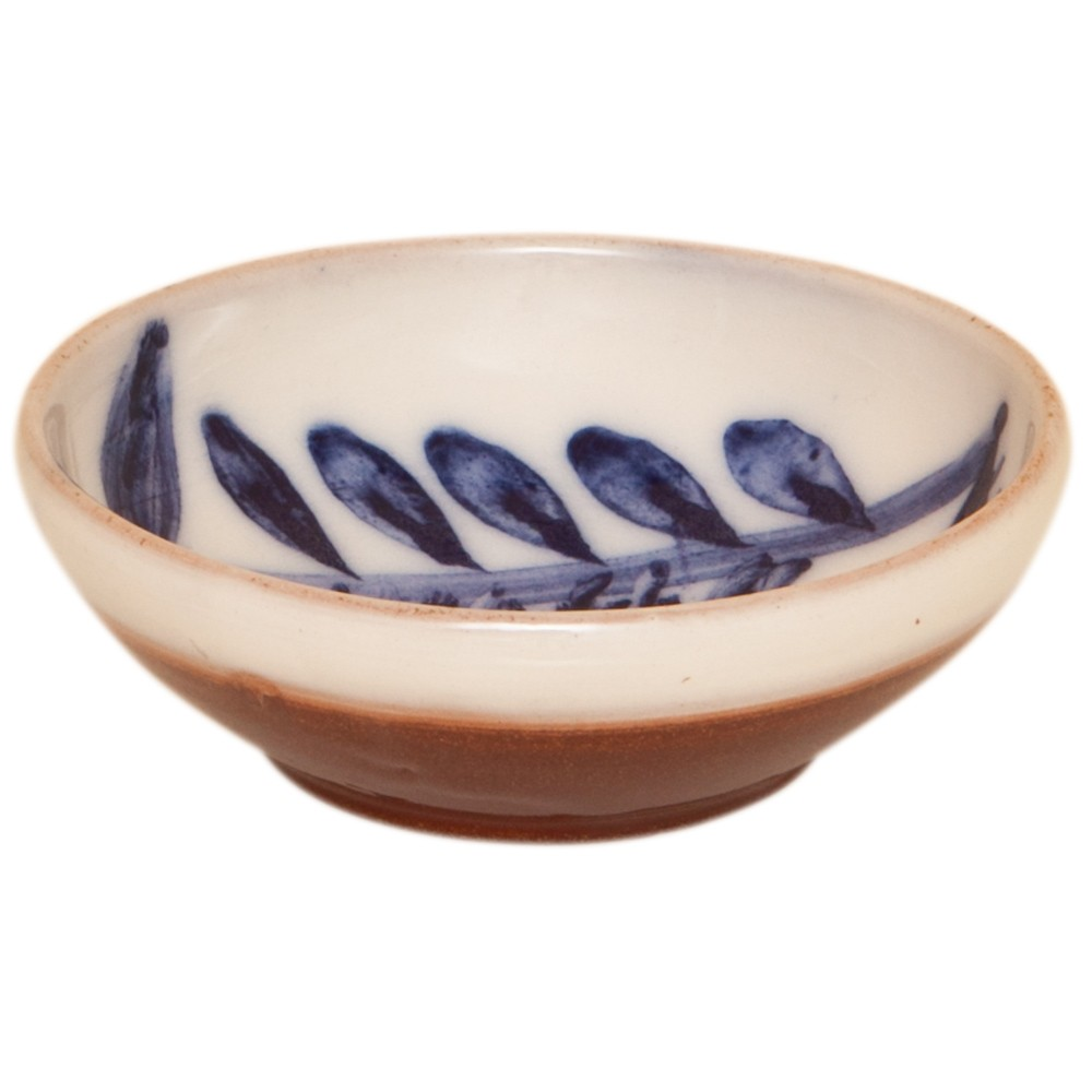 Small Ceramic Bowls-Hand painted Fishes-1