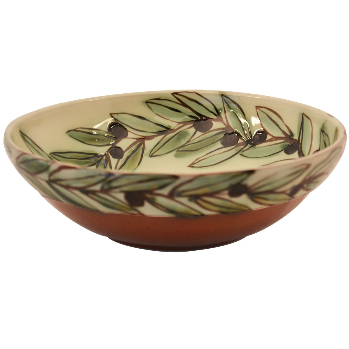 Decorative bowls-French country style Olives-1