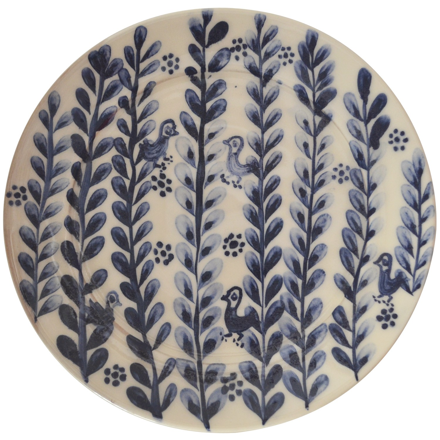 10011-Ears_Field_Hand_crafted_Ceramic_Plate-1