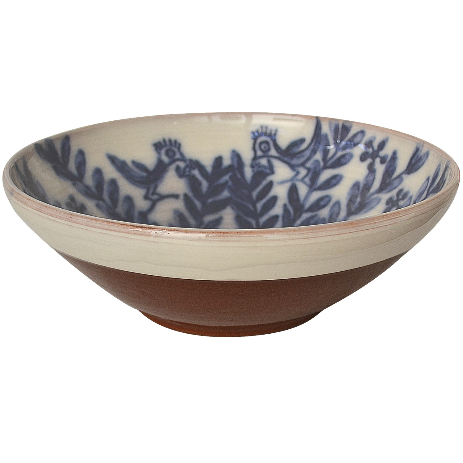Large Decorative Bowl for sale | Hand painted Tree