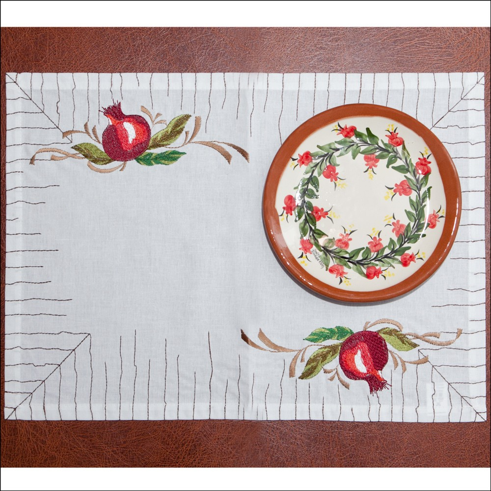 Mini-Decorative-Table-Runner-Pomegranates-1