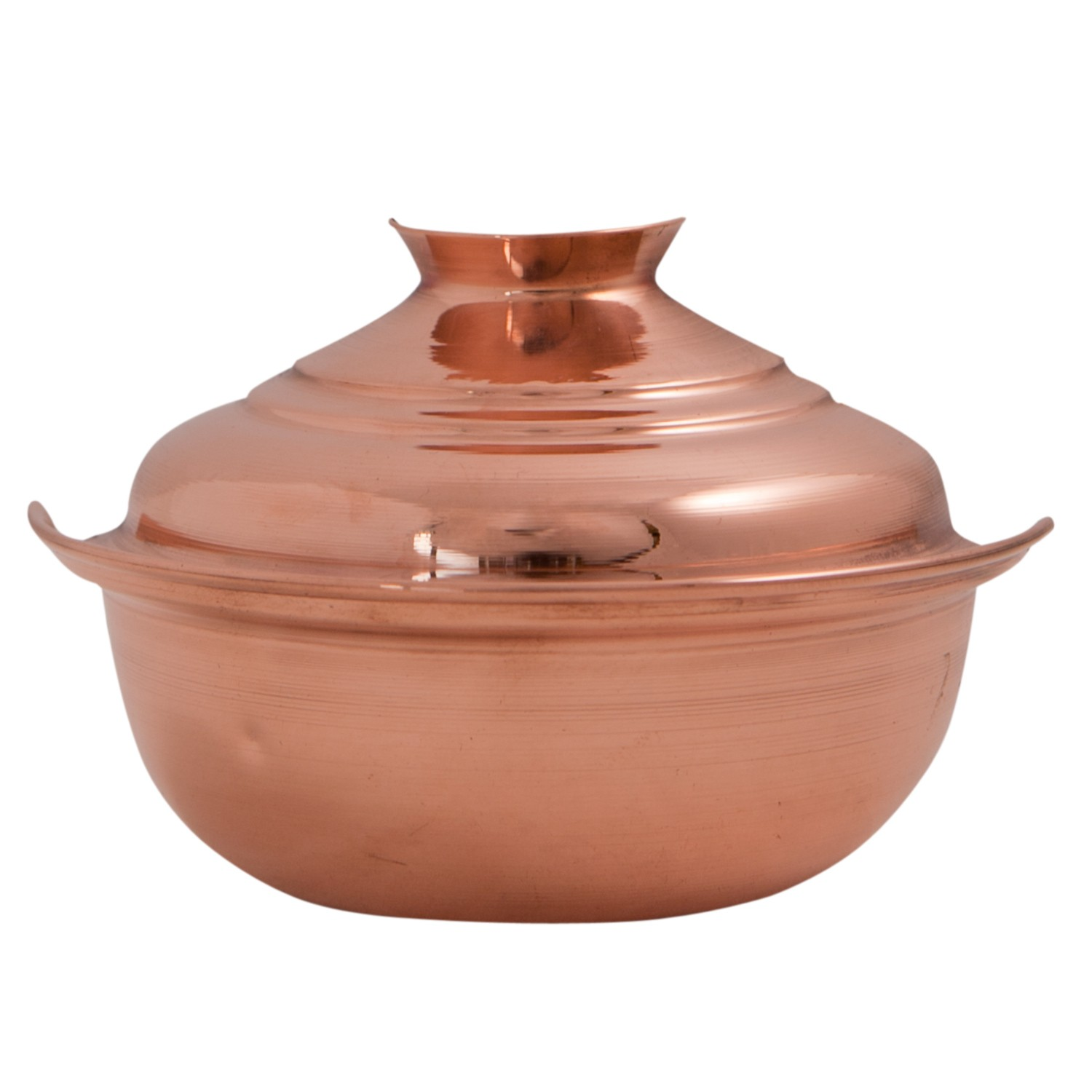 Kitchen_Wall_Hanging_Copper_Cooking_Pot-1