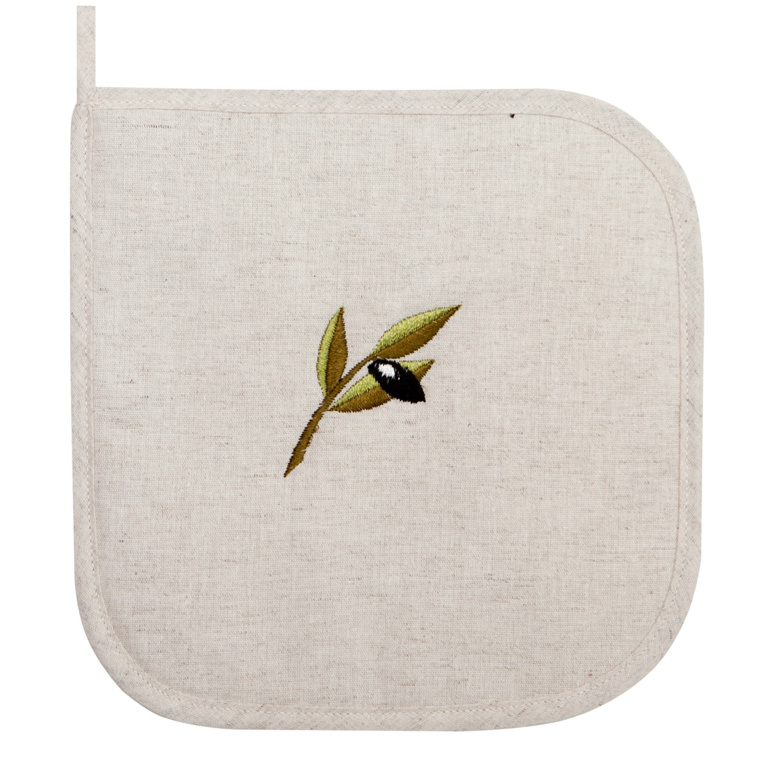 Oven Cloth Olives-1