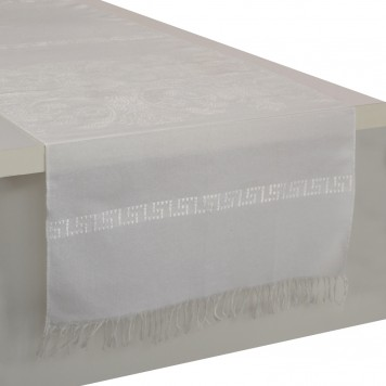 Eagle_Traditional_Table_Runner_White