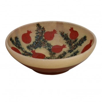 Centerpiece Bowls for decoration | Pomegranate-4
