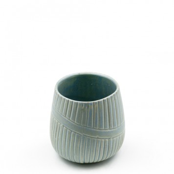 Ceramic Cups with no Handles-6
