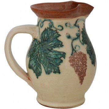Ceramic-Pitchers-Country-Style-1