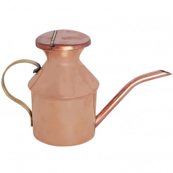 Copper Oil Cruet-1