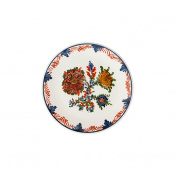 Hand_Painted_Dessert_Decorative_Plate-Blooming_Flowers-I-Skyriana_Ceramics-5
