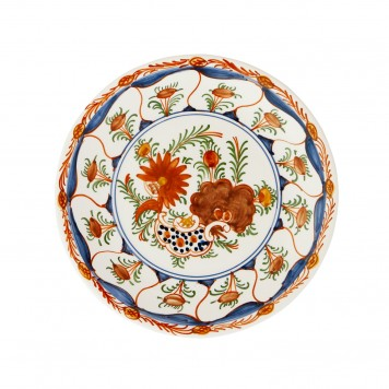 Hand_Painted_Dinner_Decorative_Plates-Flowers-I-Skyriana_Ceramics-5