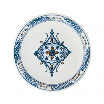 Hand_Painted_Ceramic_Dinner_Decorative_Plates-Eclectic_Blue-White-4