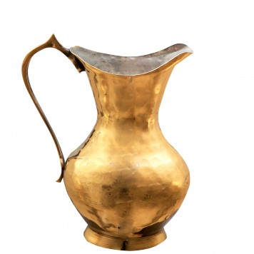 Hand_Hammered_Brass_Pitcher-2