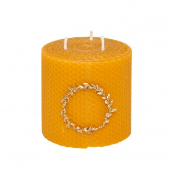 Pure Beeswax Candles -C