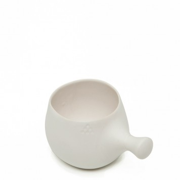 Pottery Mugs, Off White - 7