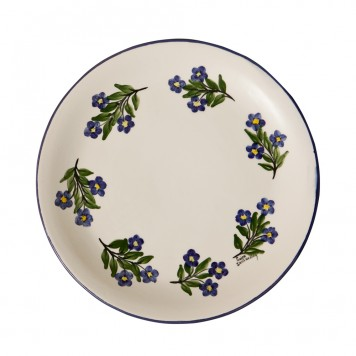 Serving-Plates-Flowers-Forget-Me-Not-6