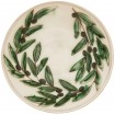 Pottery bowls for sale-Olive wreath-1