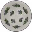 Decorative Fruit Bowl-French country style Flowers-2