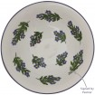 Decorative Fruit Bowl-French country style Flowers-3