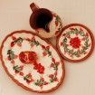 Set_of_two_2_Hand-painted_Pomegranate_Side_Plates-5
