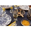 Decorative Blue and White Plates- Flower-3
