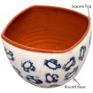Decorative Bowl - Hand Painted Crab-2