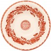 Coffee table large decorative bowls | Flower Wreath terracotta-1