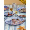 Oval-Serving-Platter-Colorful-Fish-3