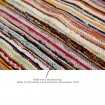 Rag Rug Recycled Clothes-2