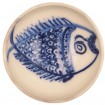 Small Ceramic Bowls-Hand painted Fishes-4