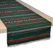 Krinos Green Table Runner (S)