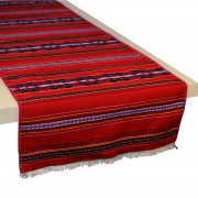 Krinos Red Table Runner (S)
