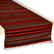 Kythnos Wine Red Table Runner (L)