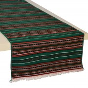 Kythnos Green Table Runner (L)