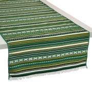 Paros Green Table Runner (L)